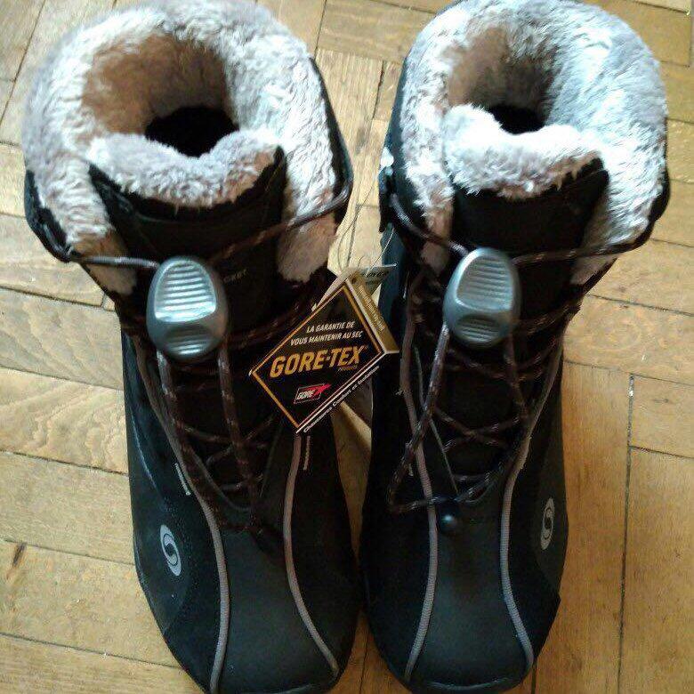 Ботинки зимние мужские salomon b52 ts gtx – купить в Москве 7968da8f98c83