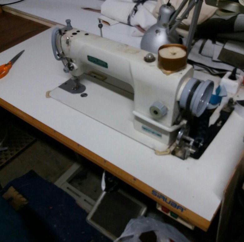 фото машина сируба швейная