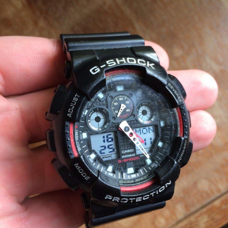 Посмотрите цены на часы g-shock белые в нашем каталоге.