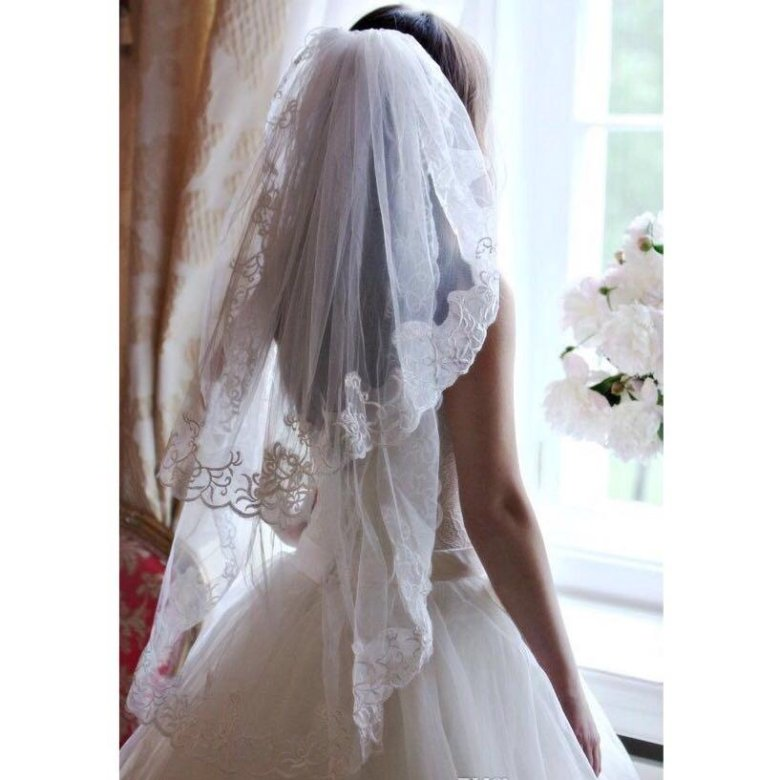 Картинки с невестой вид сзади