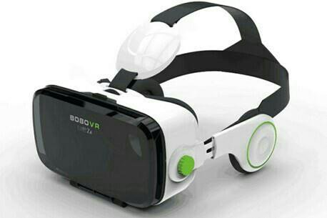 Продаю очки виртуальной реальности в стерлитамак отличия dji vision plus