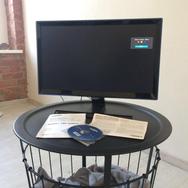 монитор samsung se360/390 series инструкция