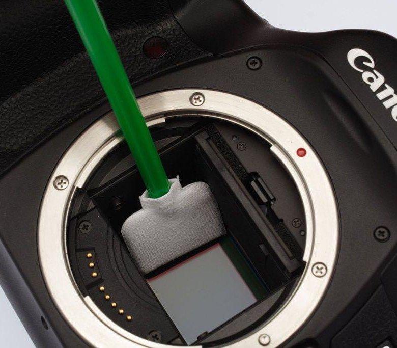 очистка матрицы фотоаппарата никон домов