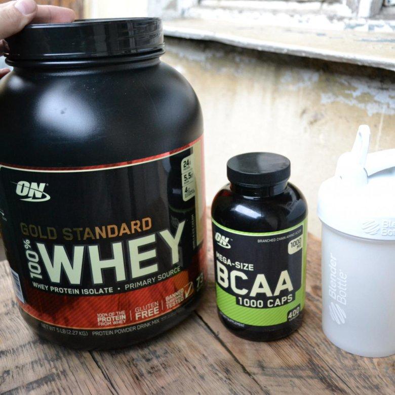 Протеин всаа для похудения
