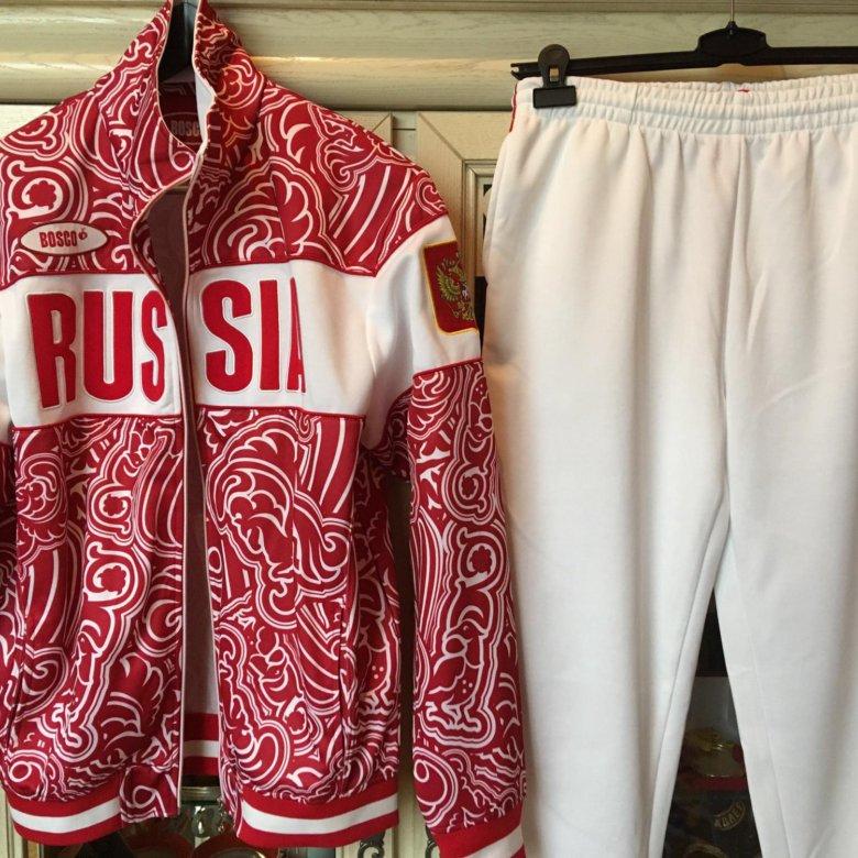 костюм россия боско этот