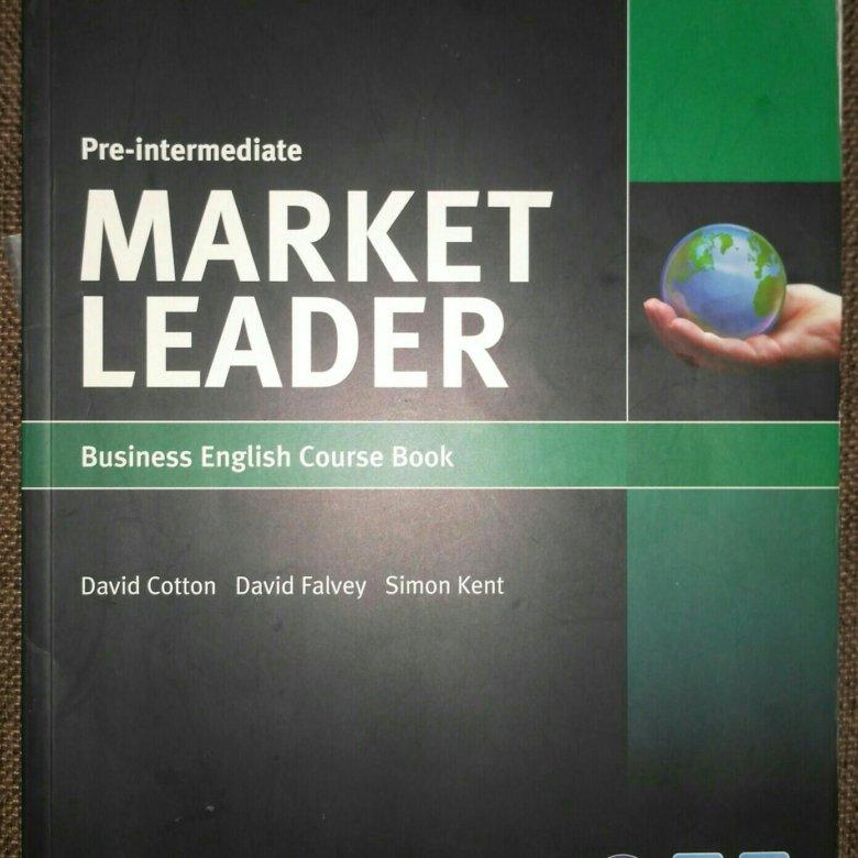 Market Leader Pre Intermediate Course Book