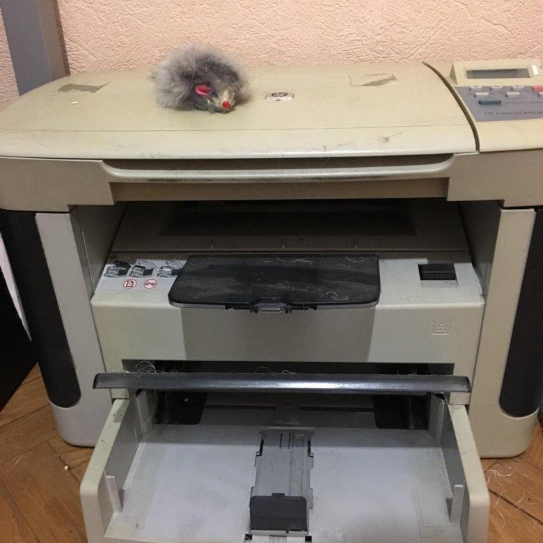 WIA Driver HP LaserJet M1530 MFP