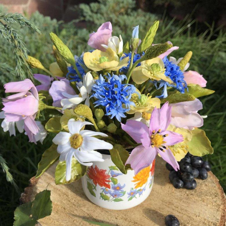 Букеты из полевых цветов днепропетровске