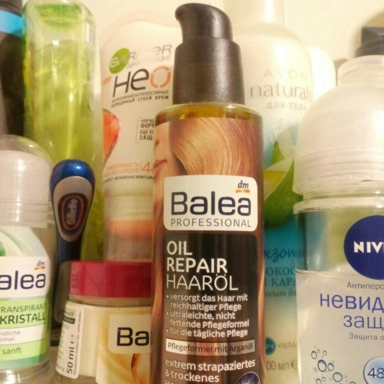 масло для волос Balea Dm новое купить в тюмени цена 250 руб