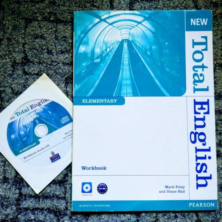 Total elementary. new решебник english book