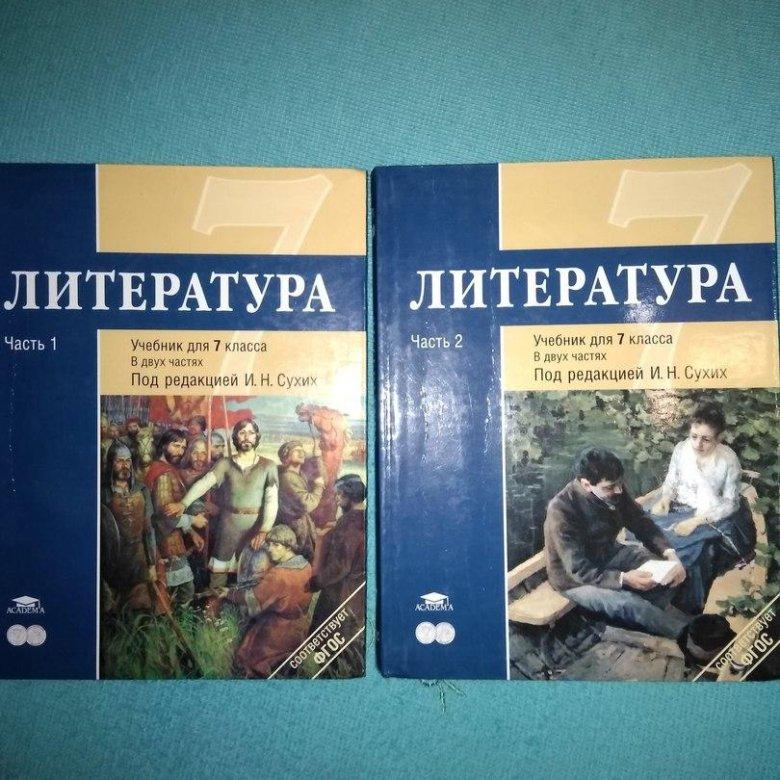 Литература 9 Класс И.н Сухих 1 Часть Гдз