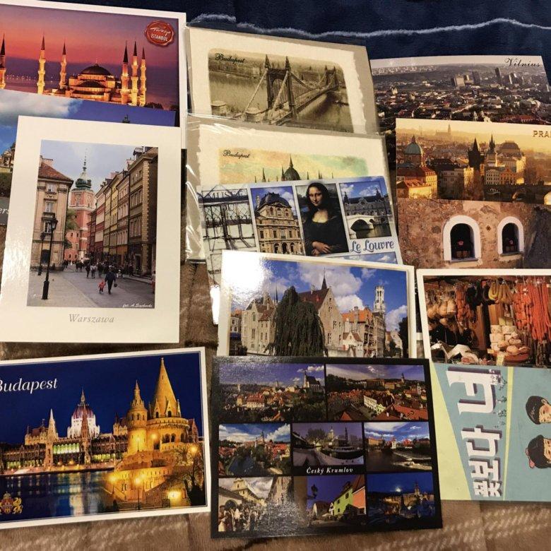 Днем рождения, открытки из страны