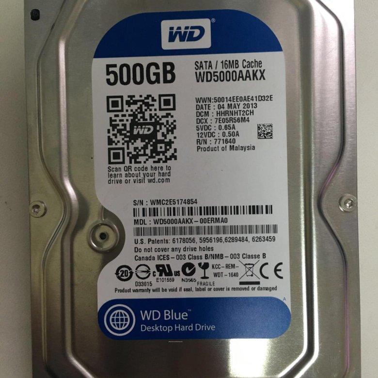 купить жесткий диск 500гб
