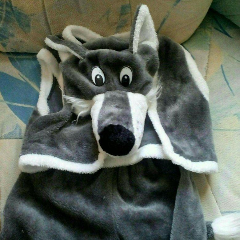 Классный волк выкройка фото
