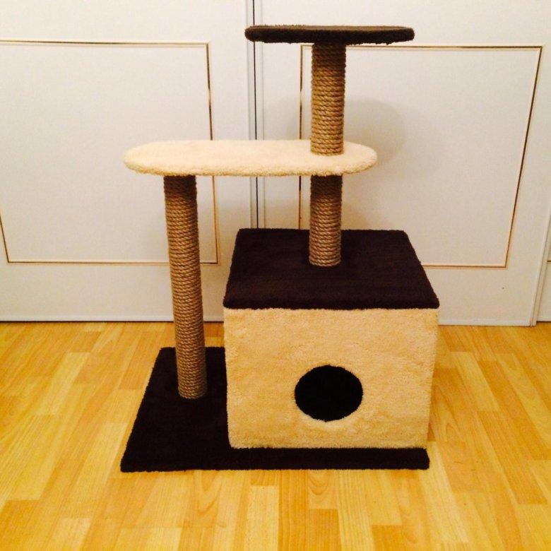 этих картинки домов для кошек по шагово нужных