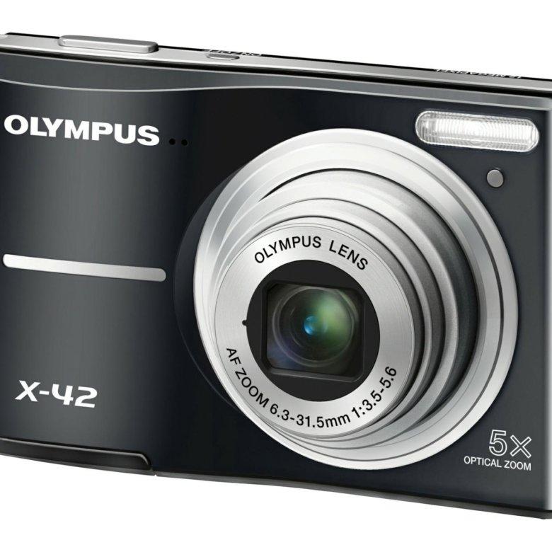 фотоаппарат олимпус не видит карту памяти