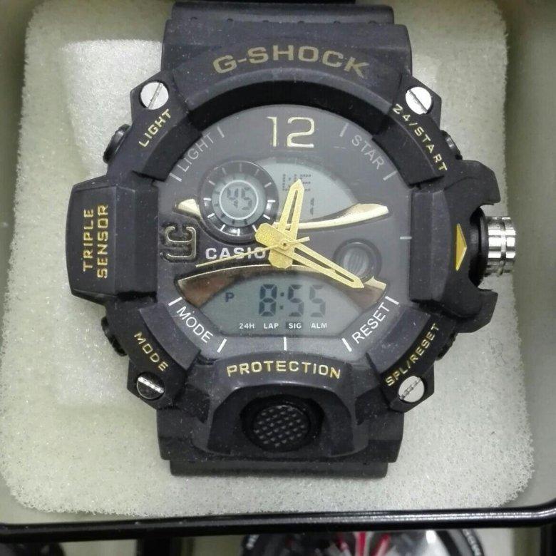 Поскольку эти часы мне понравились, я оформила заказ.