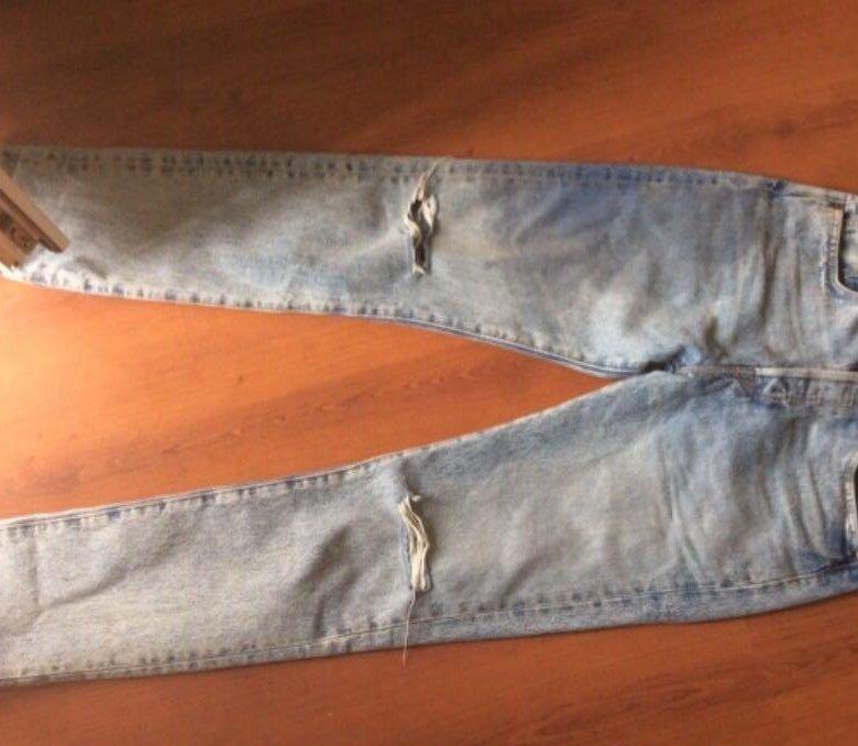 67063790066 Новые джинсы бойфренды на высокой талии Levis 501 – купить в Санкт- Петербурге