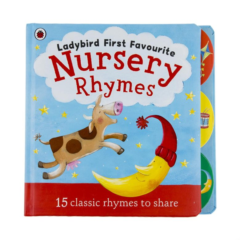 favourite bedtime nursery rhymes - 780×780
