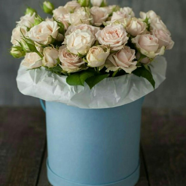 Цветов, букет и цветы в шляпных коробках москва