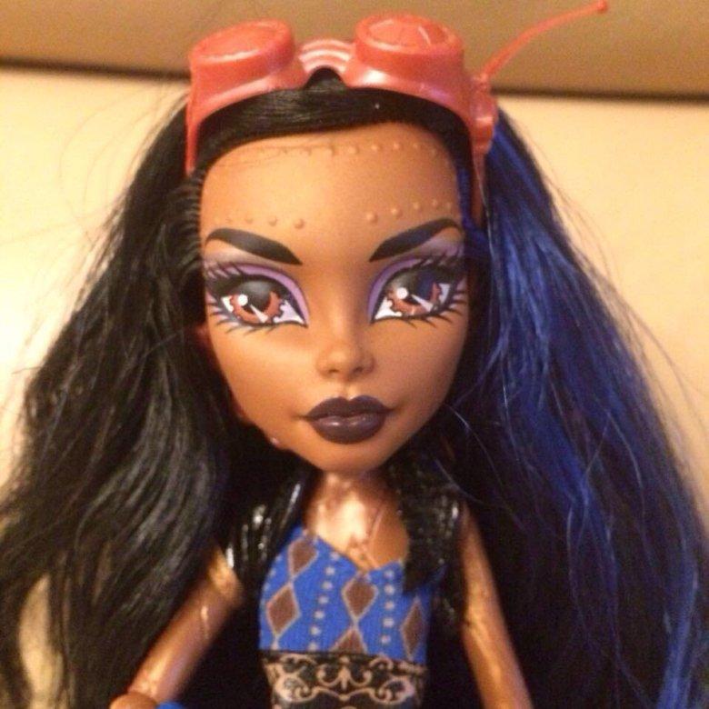 3901c9ec2dc Кукла Робекка Стим Монстер хай Monster High – купить в Москве
