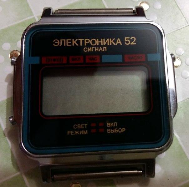 Электронные наручные часы в Ярославле