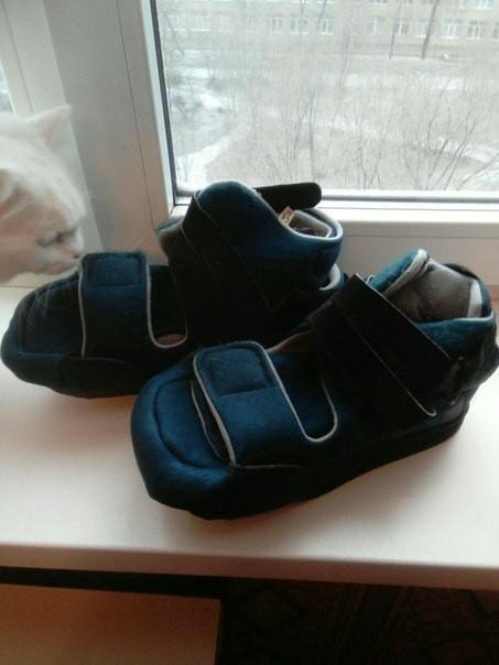 8cfbcef00 Ортопедическая обувь