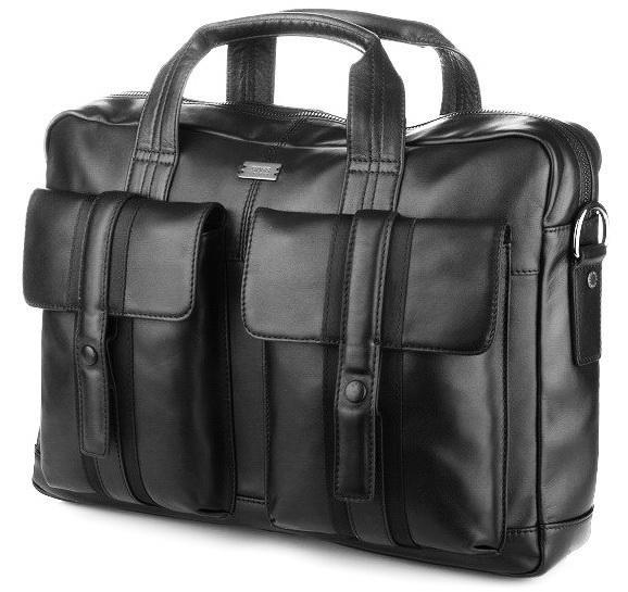 2a1966621be2 Мужская кожаная сумка H. Boss lux business new – купить в Москве ...