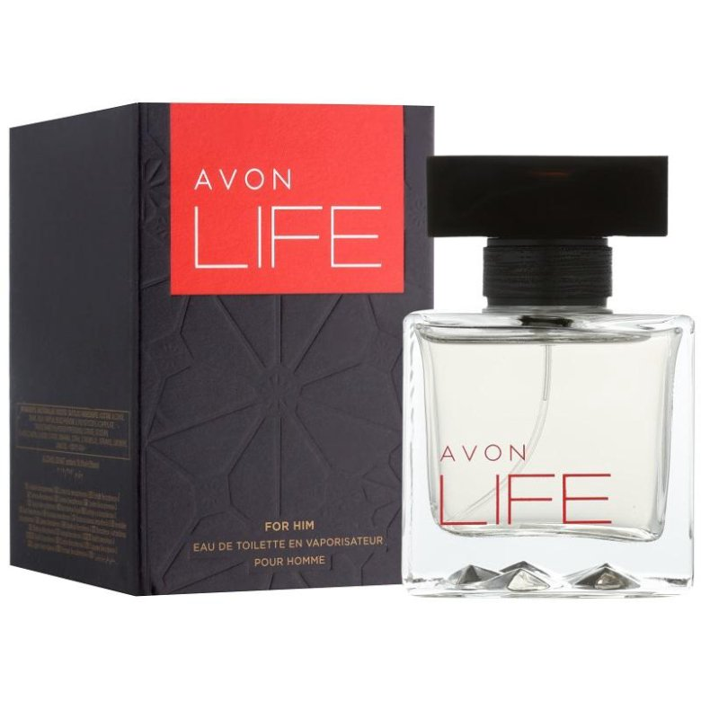 avon life мужской
