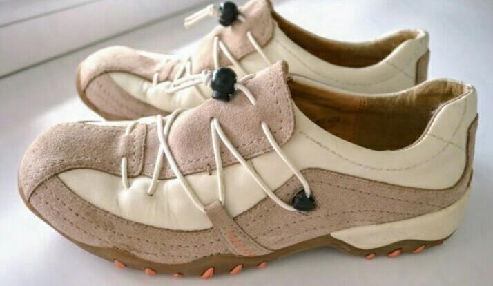 17423041 Кроссовки pro reflex Германия,кожа – купить в Евпатории, цена 1 500 руб.,  продано 23 октября 2018 – Обувь