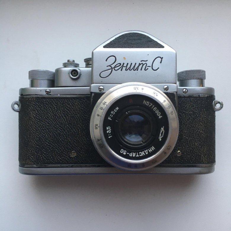 Лучший из фотоаппаратов зенит фото