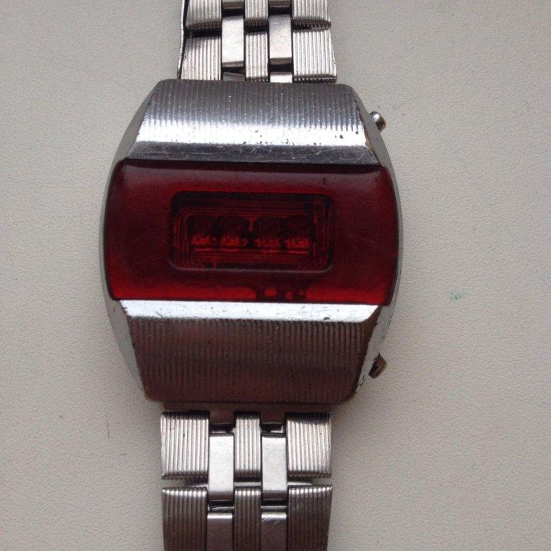 советские электронные часы наручные мужские фото очень опасное