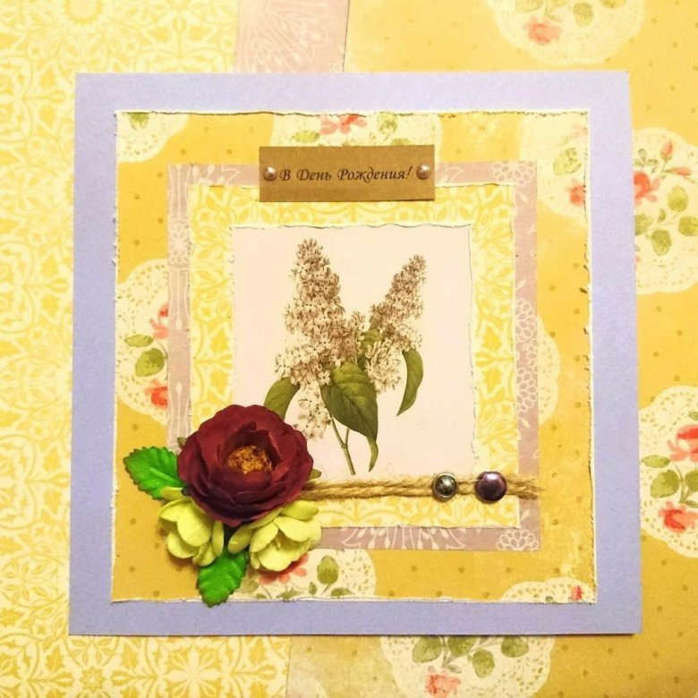 Открыток, ручные открытки в самаре