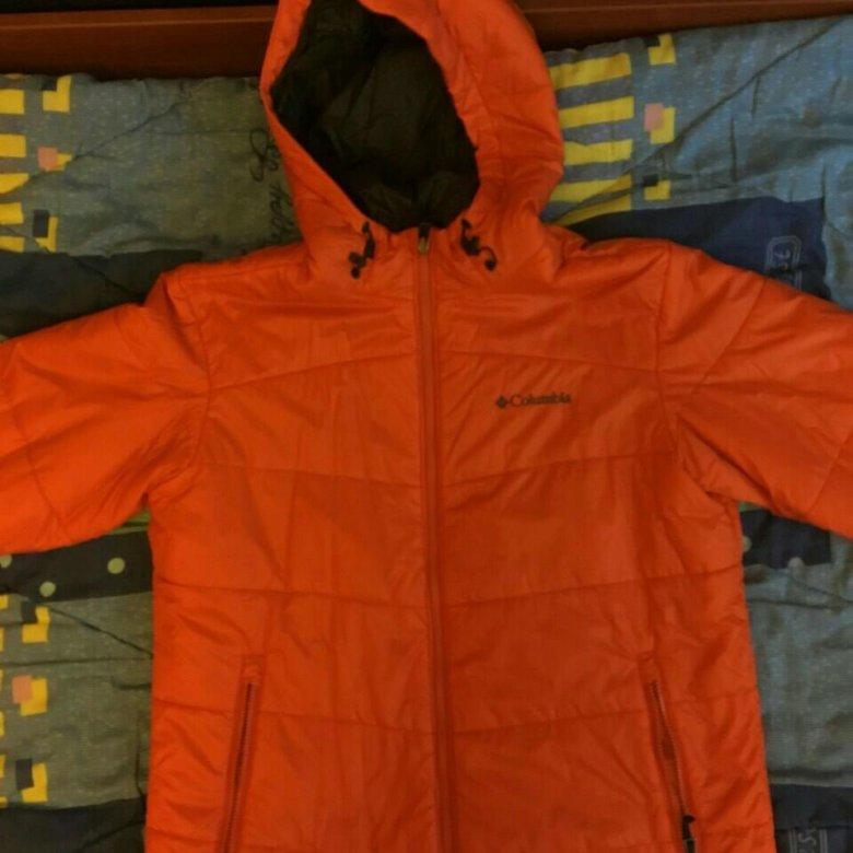 Куртка зимняя мужская columbia omni-heat – купить в Москве, цена 3 500  руб., продано 10 января 2018 – Верхняя одежда dd1172a3c52