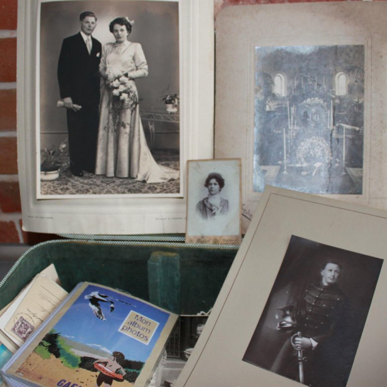 Продам старые фотографии открытки