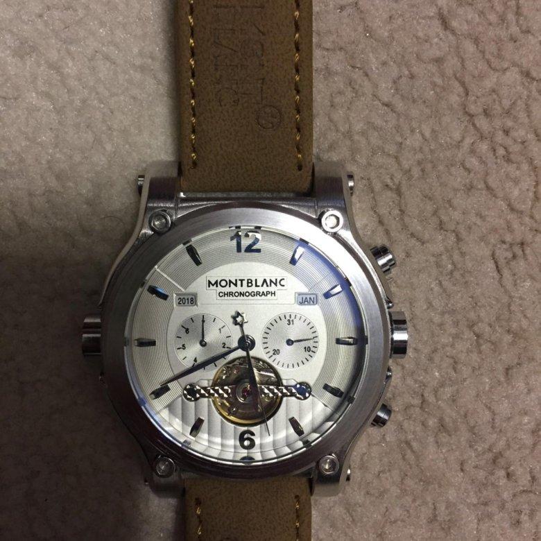 Montblanc nicolas rieussec watch collection.