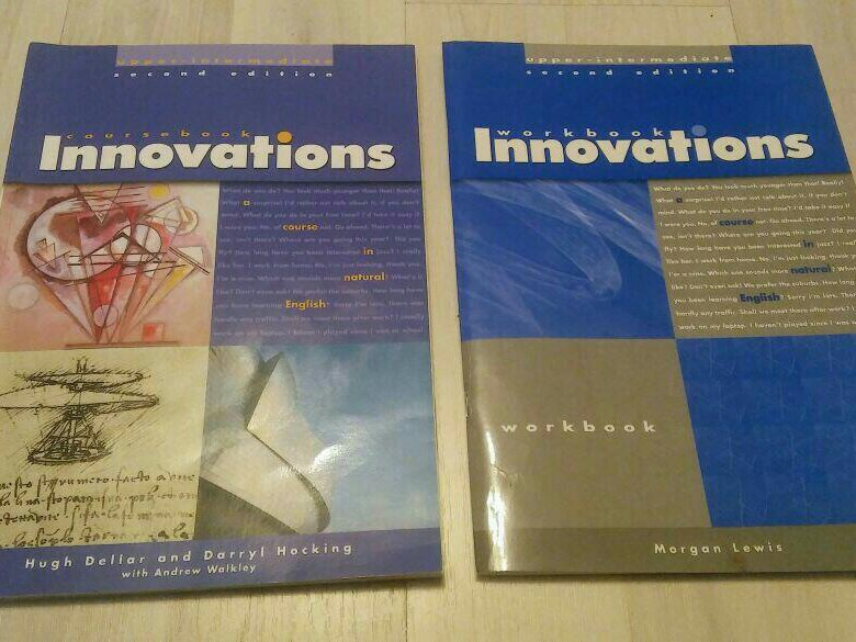 Innovations English Book