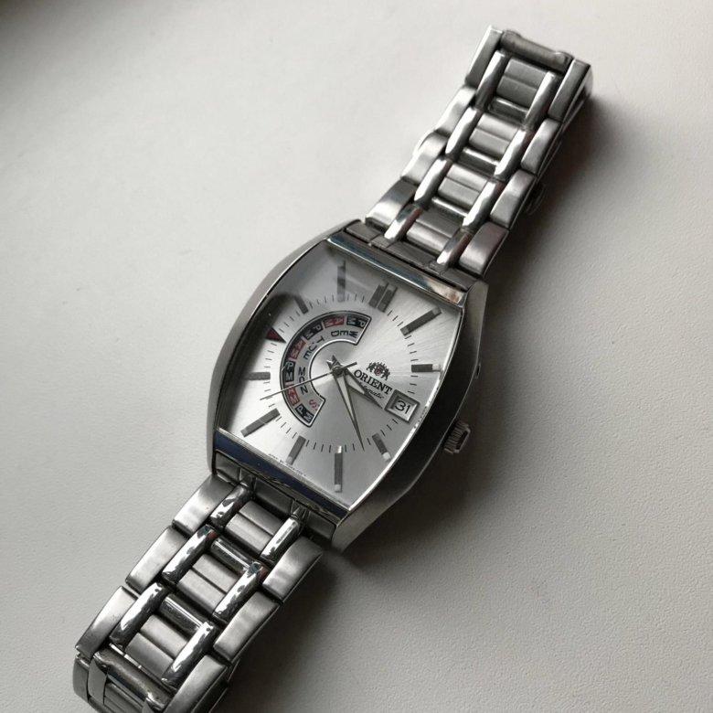 Часы orient механические с автоподзаводом женские.