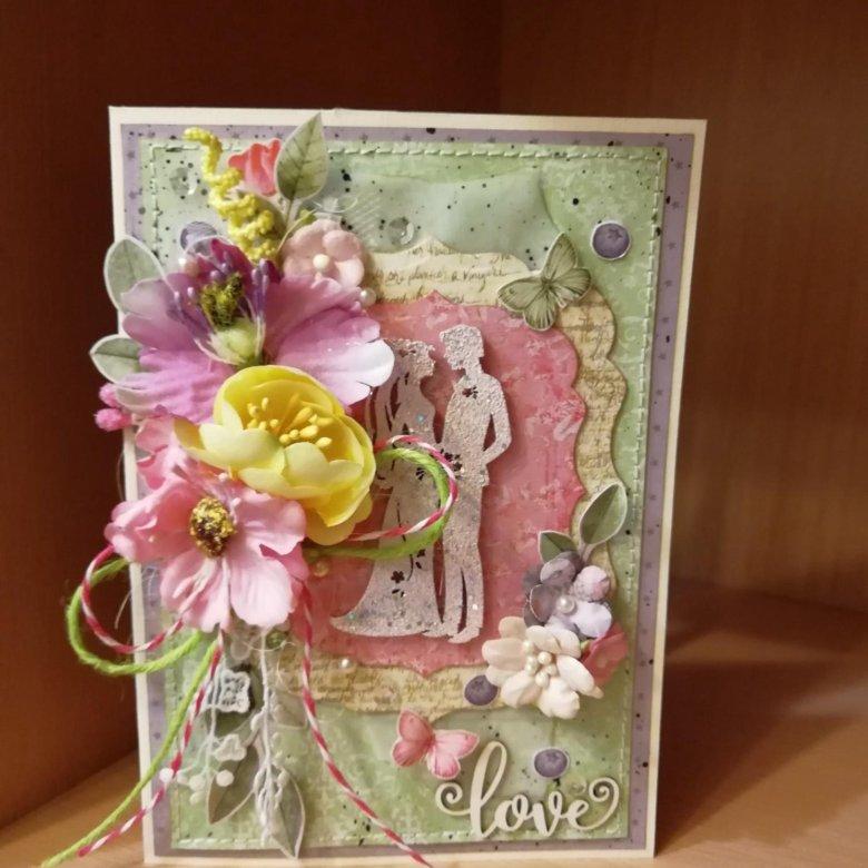 Днем рождения, открытки ручная работа киев