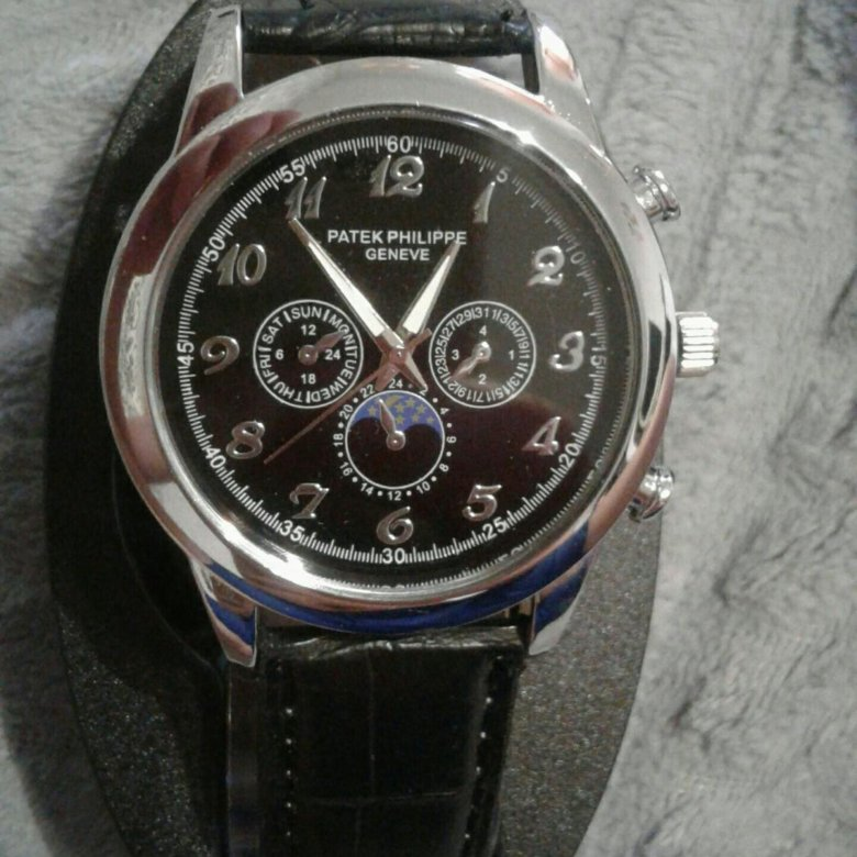 Часовой бренд patek philippe, каталог часов.