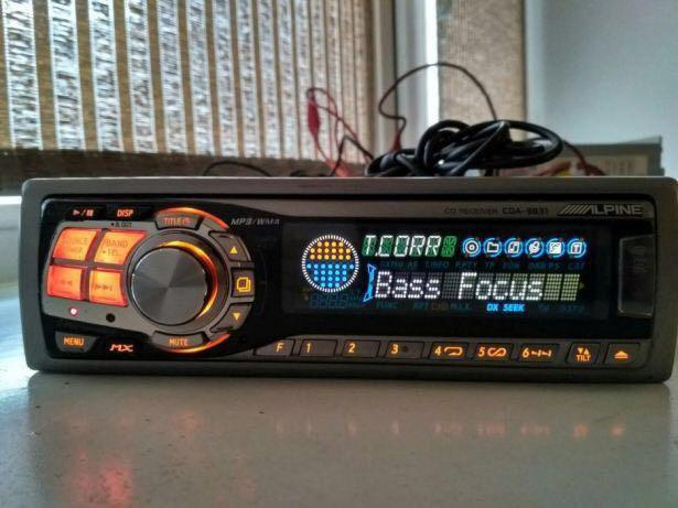 Alpine Cda 9831R 4 000 8
