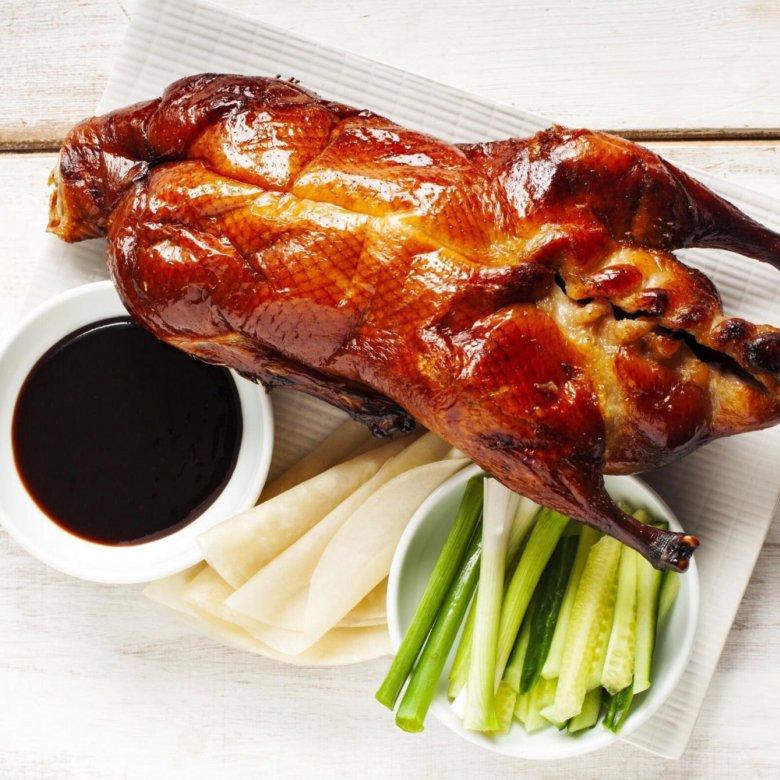 утка по пекински с пошаговым фото