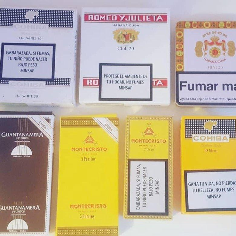 Кубинские сигареты где купить в москве куплю сигареты в хабаровске