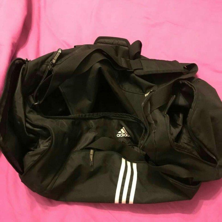 972a822d6517 Фирменная спортивная сумка Adidas – купить в Казани, цена 1 250 руб.,  продано 2 июня 2018 – Другое