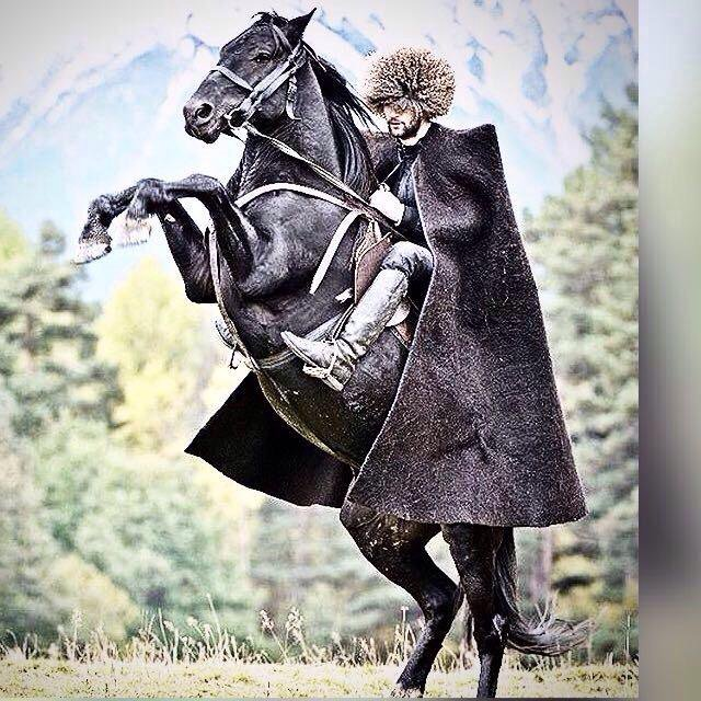 картинки джигит на коне завершаются тонкими
