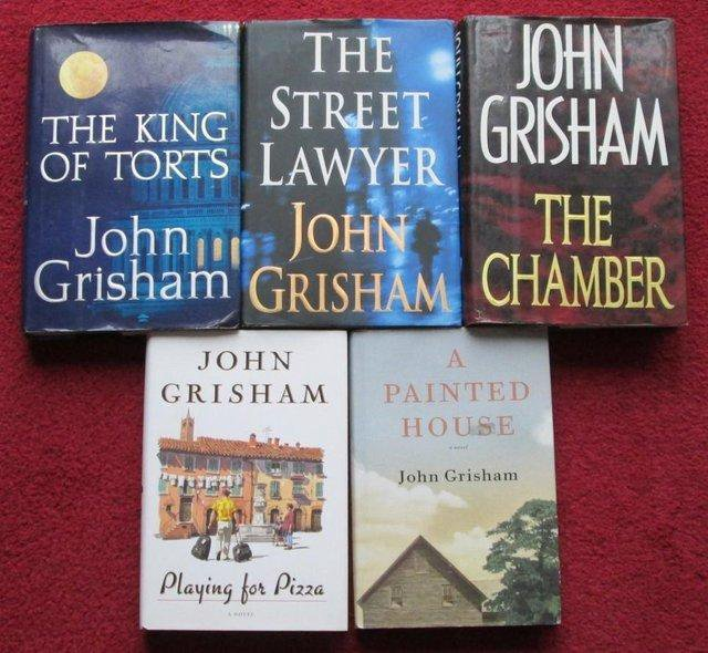 an analysis of a painted house by john grisham Patrick sheane duncan (teleplay), john grisham (novel) | 1 more credit » stars: scott search for a painted house on amazoncom share this rating title:.