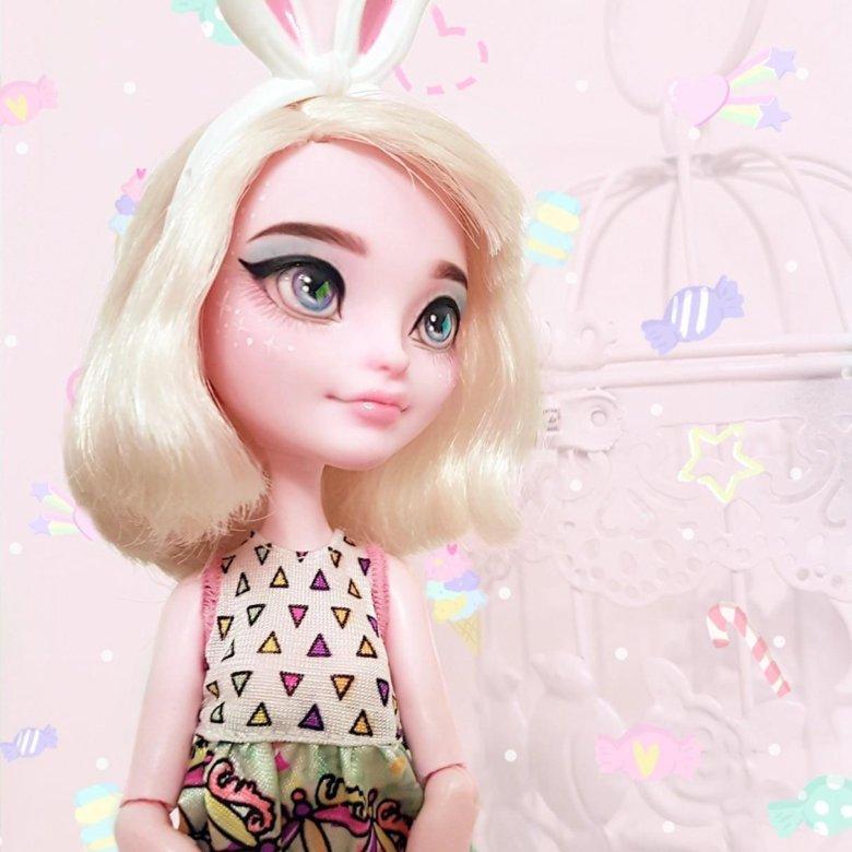 Картинки банни бланк кукла