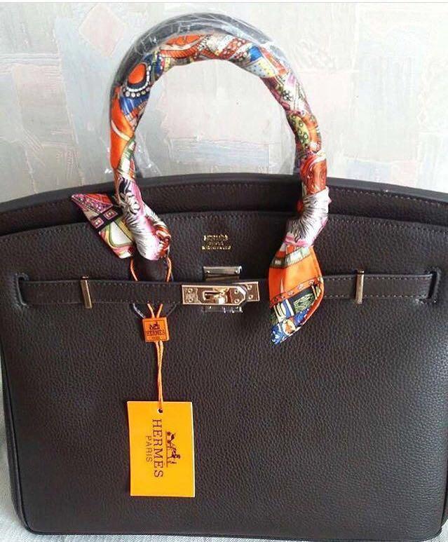 d07cc1e32056 Продам свою сумку Hermes копия-люкс – купить в Алуште, цена 1 700 руб.,  продано 3 января – Аксессуары