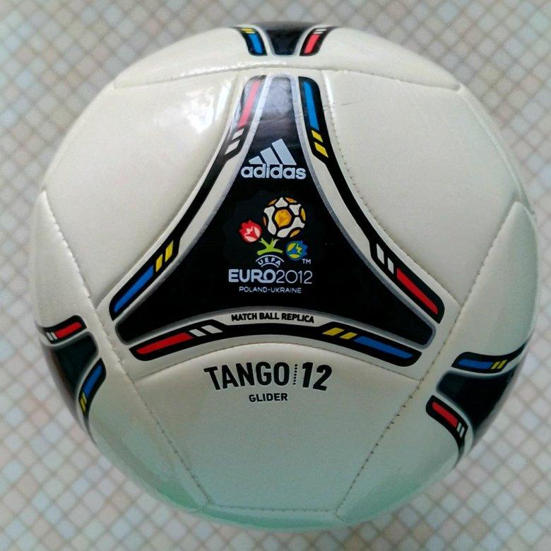 Мяч футбольный Adidas Euro 2012 REPLICA – купить в Новосибирске ... 199c93c79b475