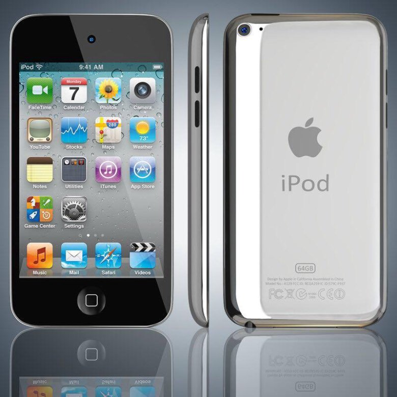 Giving a kid an iphone or ipod touch